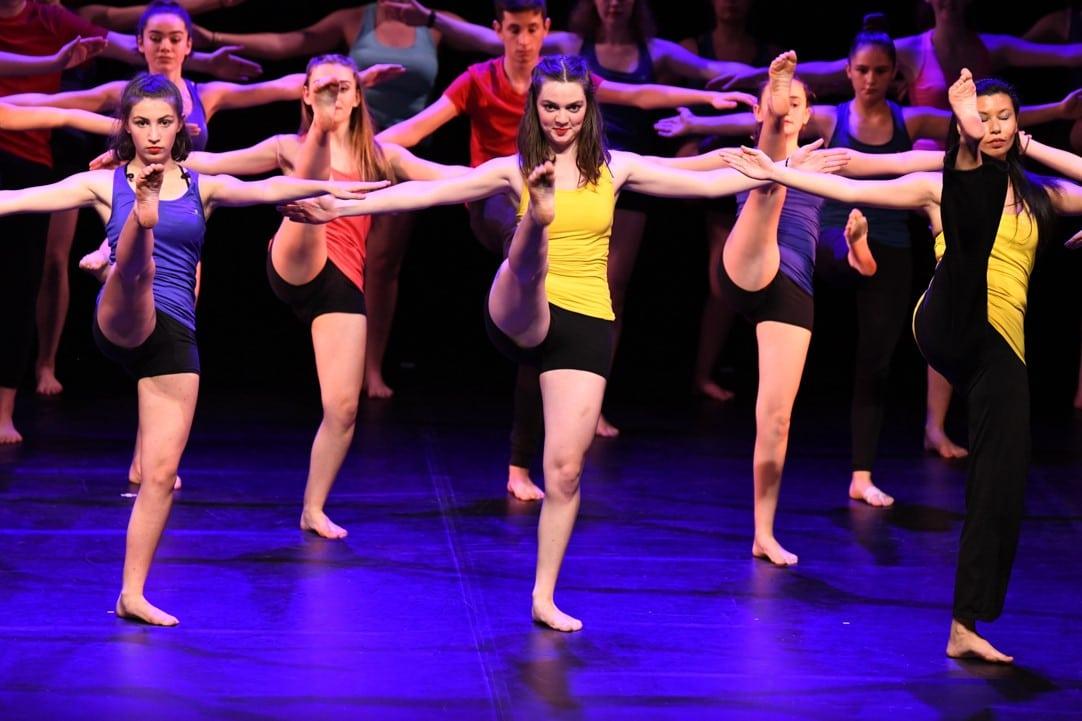 danseurs et danseuses ACAD